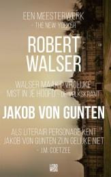 Robert Walser - Jakob von Gunten