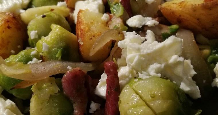 spruitjes, Choux de Bruxelles, op en top Belgisch