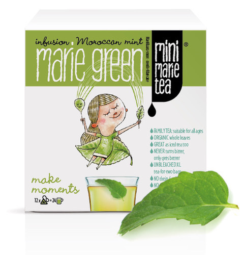 groene MiniMarieTea