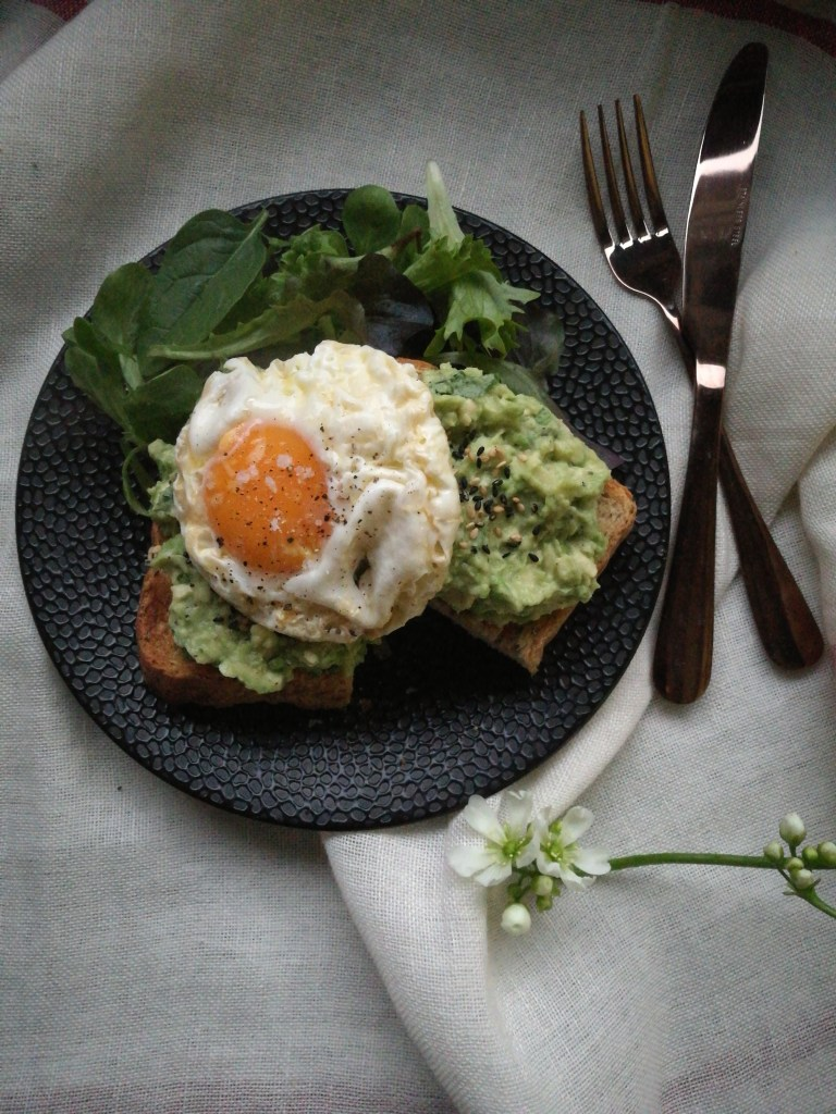 I'm always in for avocadotoast