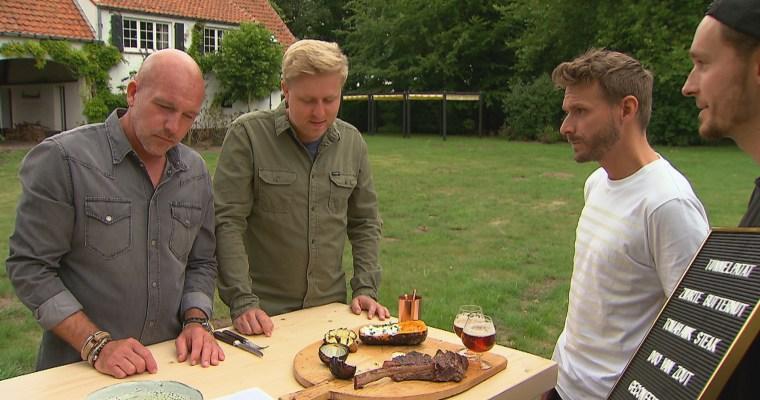 Grillmasters: Seppe Nobels en Peter De Clercq op zoek naar de beste grillmasters van Vlaanderen