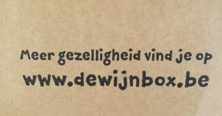 de Wijnbox ontkurkt voor 3 jaar bloggen