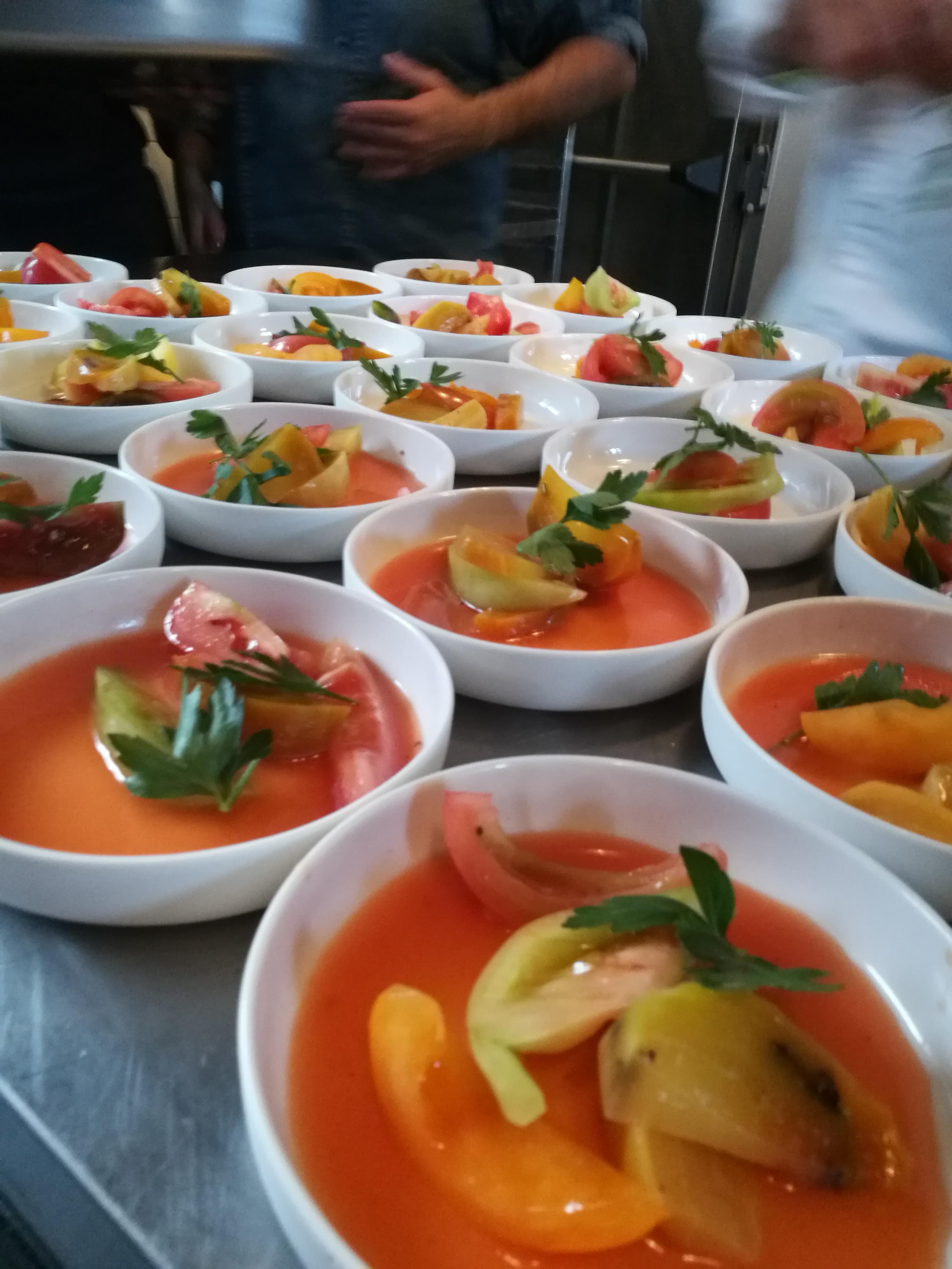 tomaat & gele biet