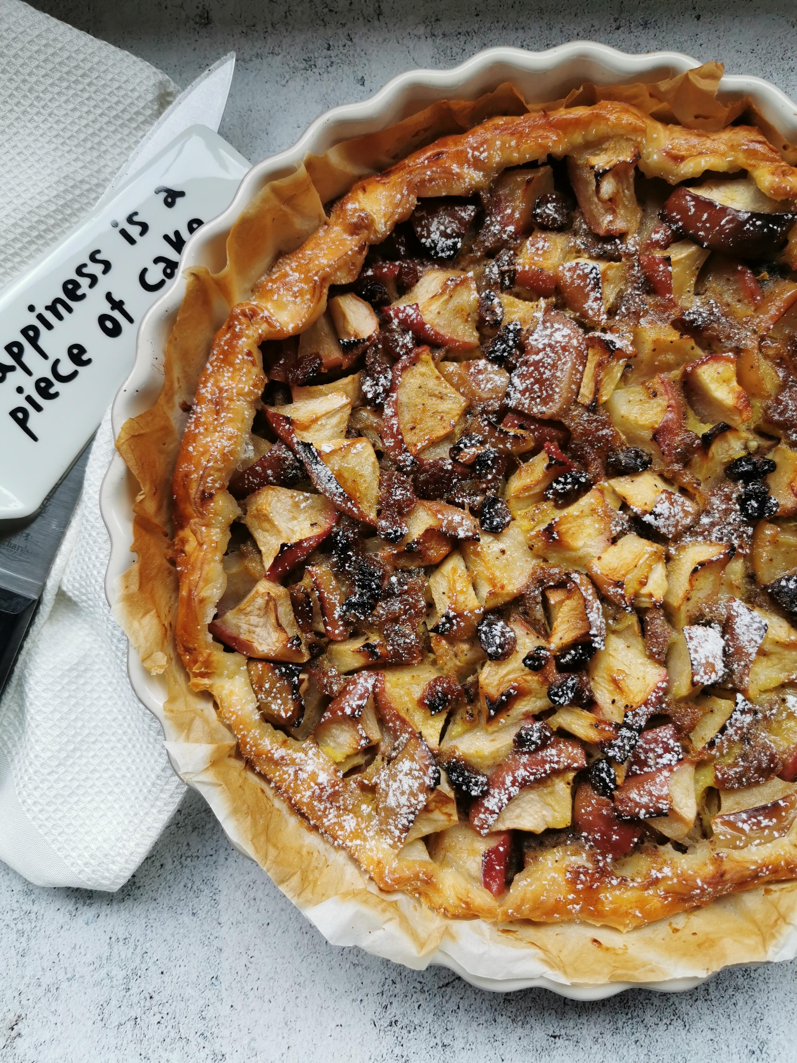 Bretoense appeltaart smaakt altijd
