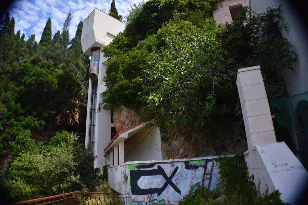 Lift Verlaten Hotel Belvedere Dubrovnik