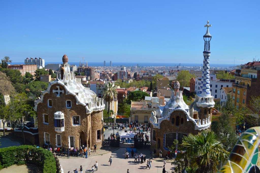 Barcelona stedentrip citytrip