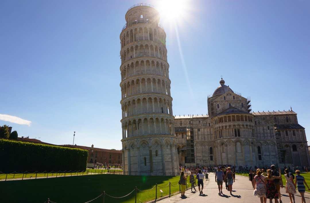 Bezienswaardigheden in Pisa