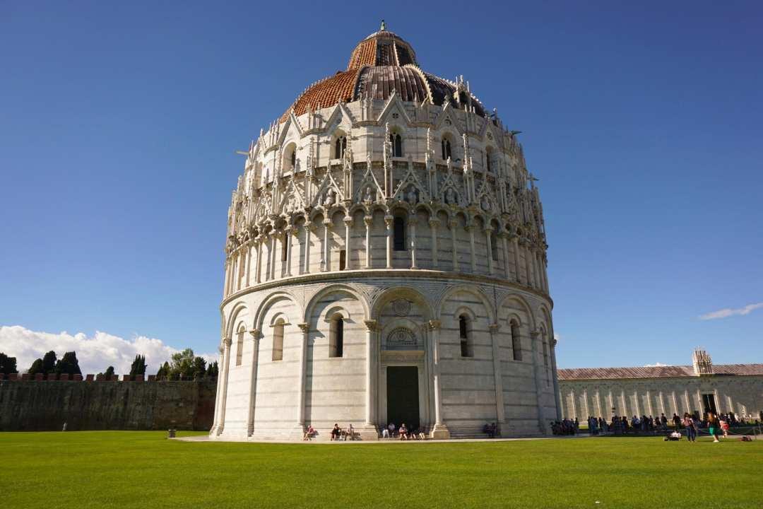 Baptisterium Bezienswaardigheden in Florence