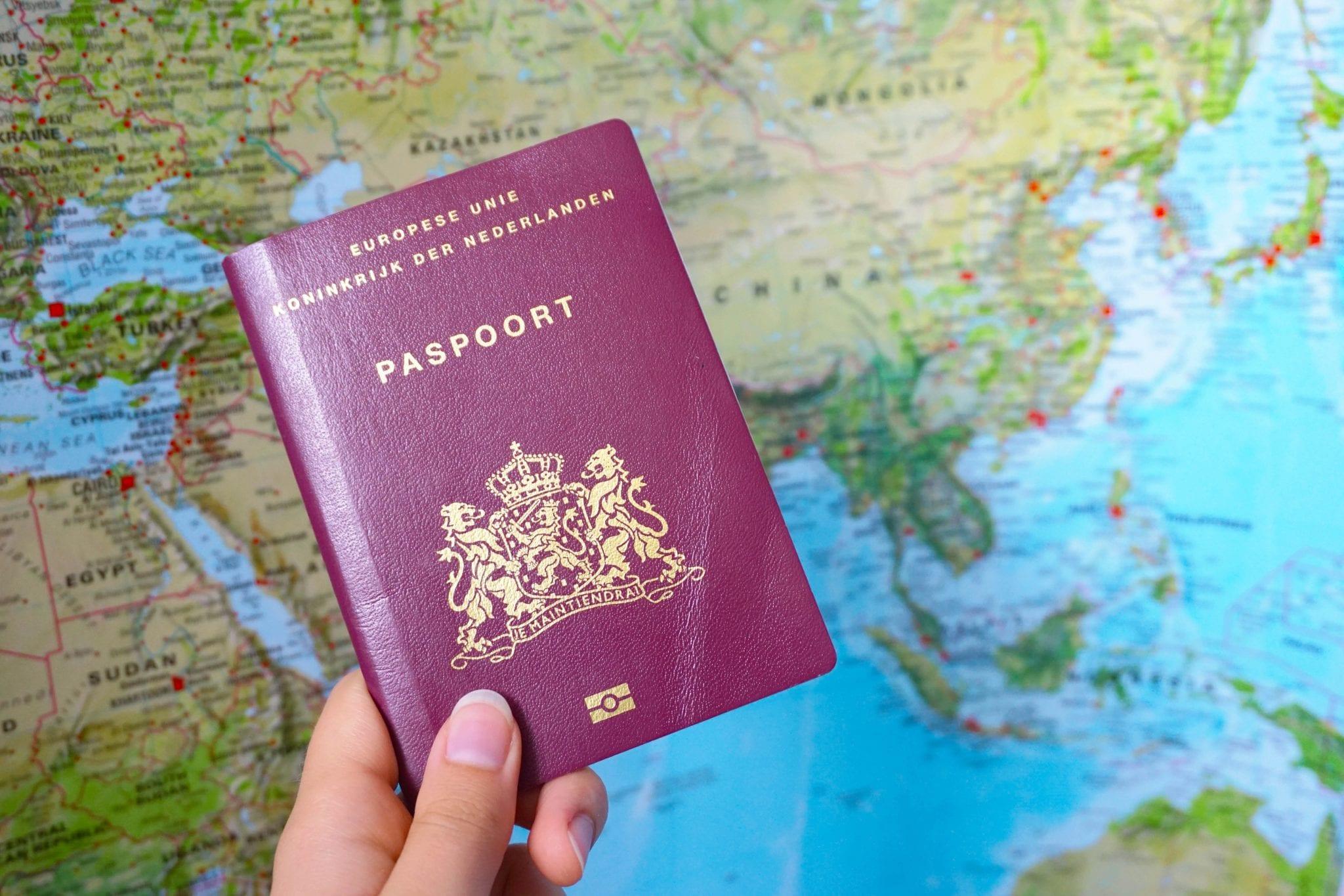 Visum aanvragen Thailand Laos Vietnam Cambodja