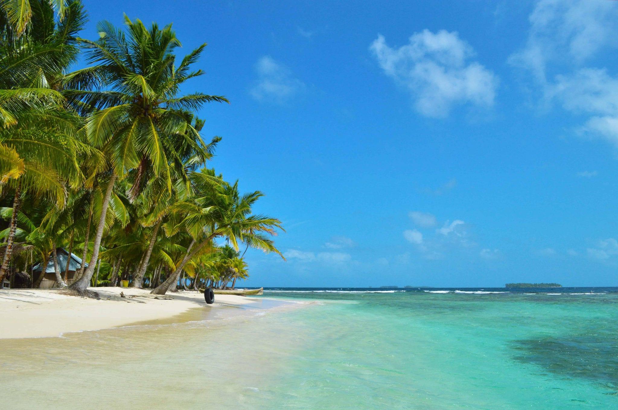 san blas islands Midden-Amerika