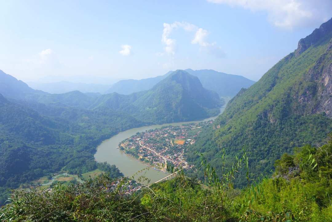 Nong Khiaw Laos backpack route zuidoost-azië