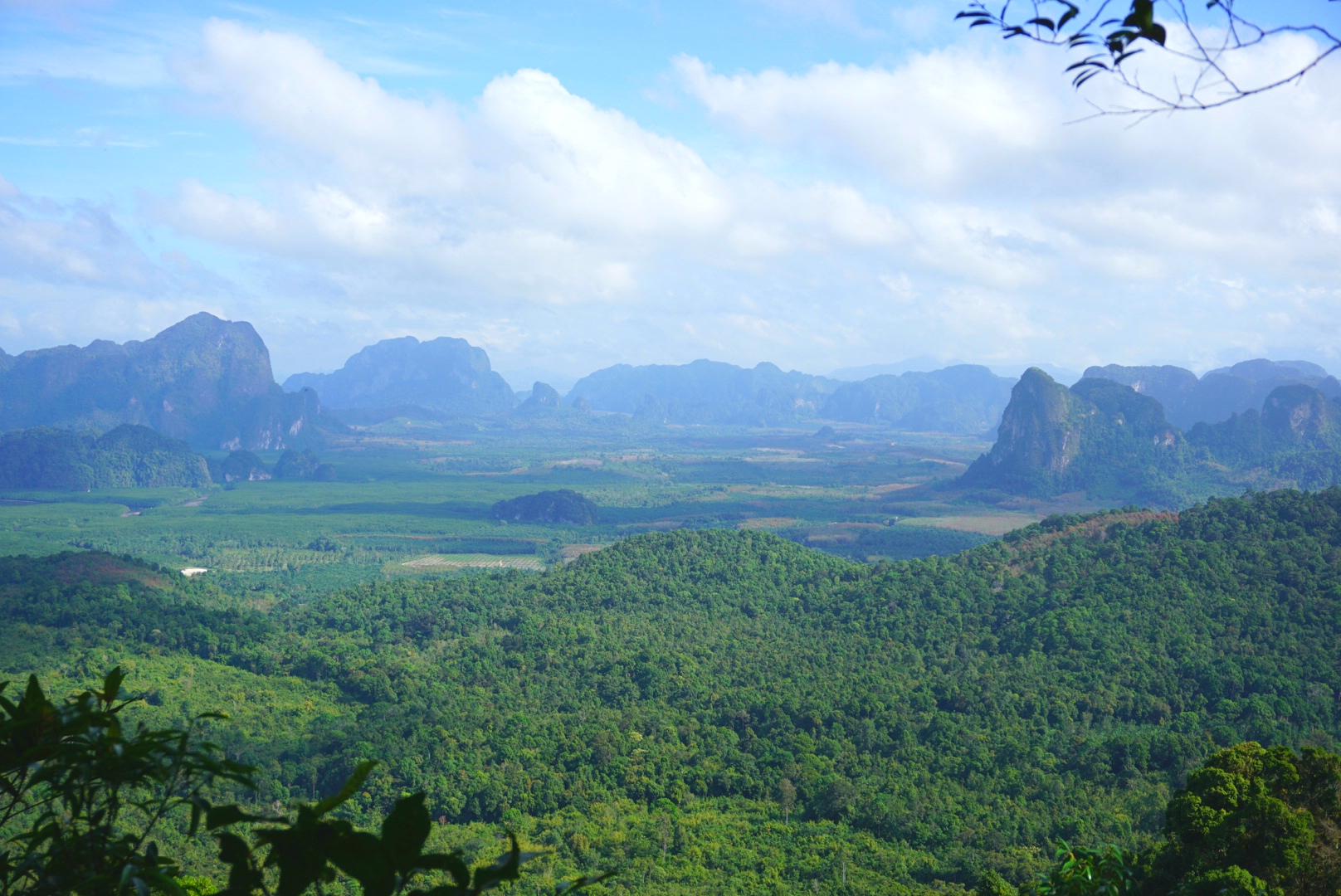 Viewpoint krabi dragon crest
