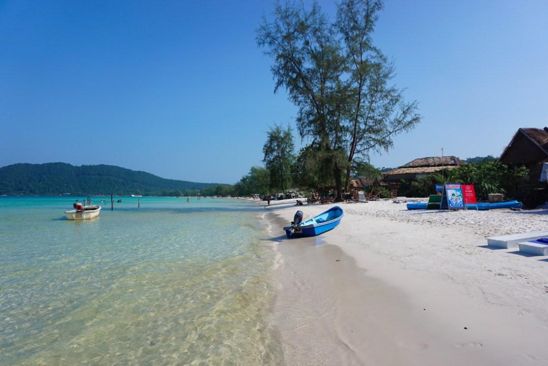 Saracan Bay Koh Rong Samloem