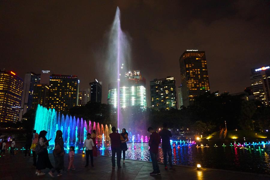Symphony Lake Kuala Lumpur
