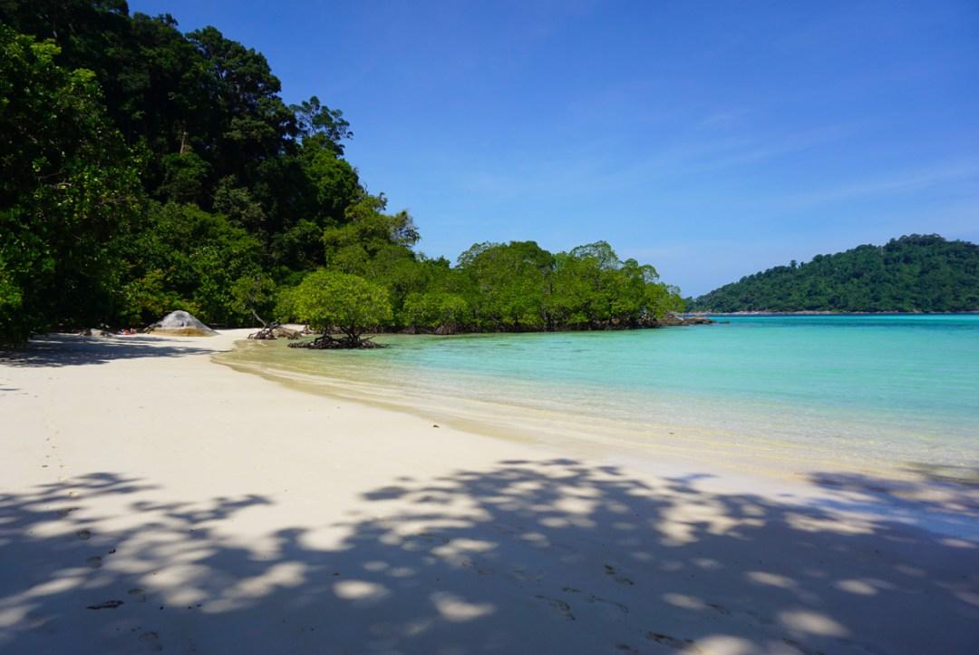 Surin eilanden