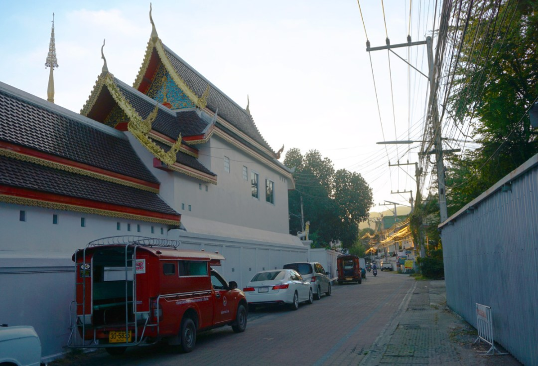 Songthaew Chiang Mai