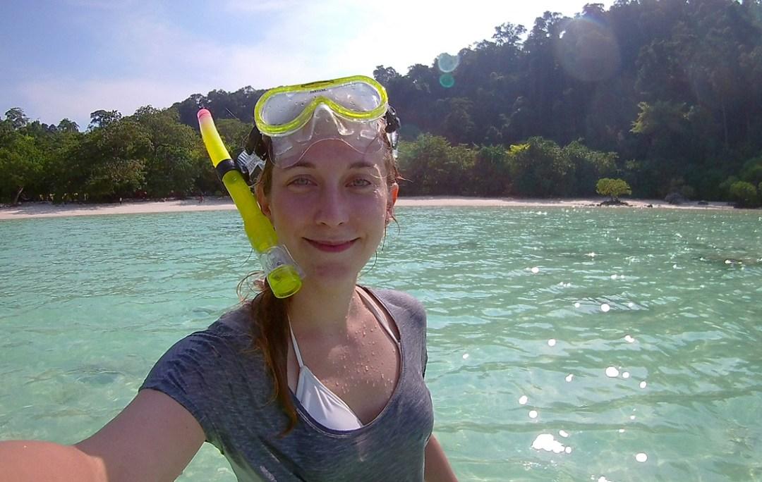 Snorkelen Surin eilanden