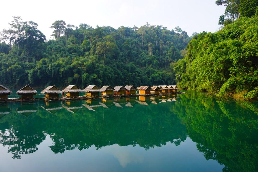 Khao Sok National Park Hutjes