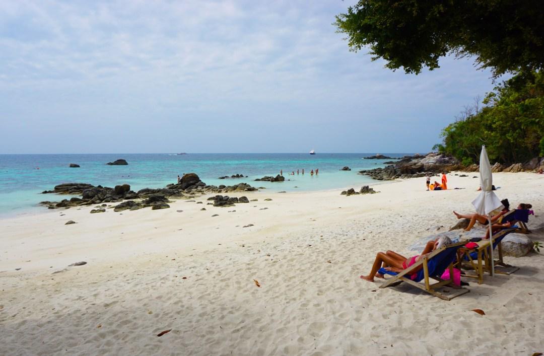 Sanom Beach Koh Lipe