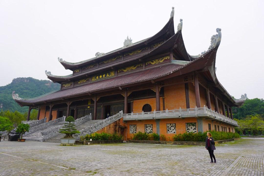 Bai Dinh Pagoda Complex