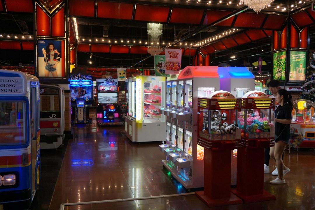 Dream Games Aeon Mall Hanoi