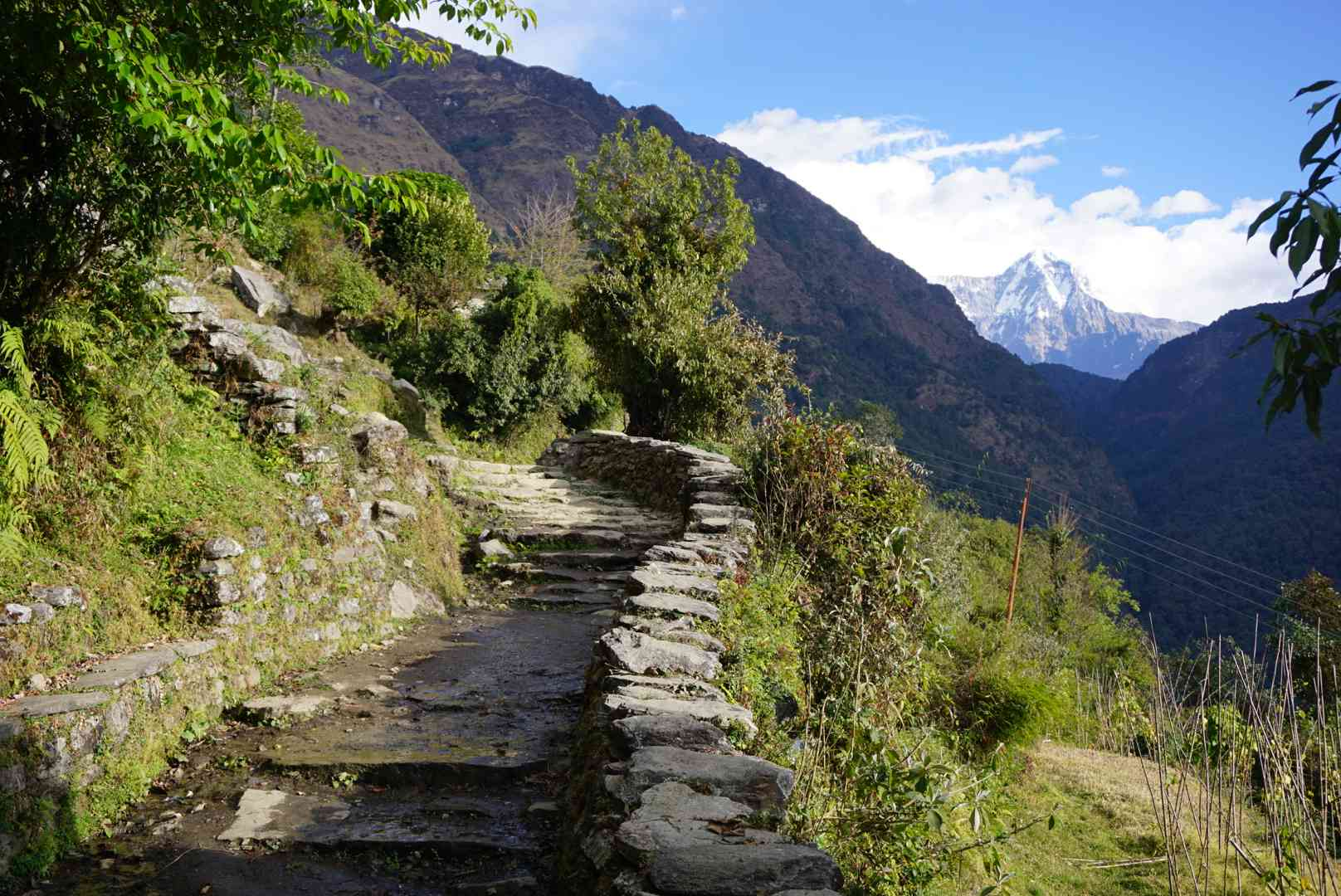 Nepal Poon Hill
