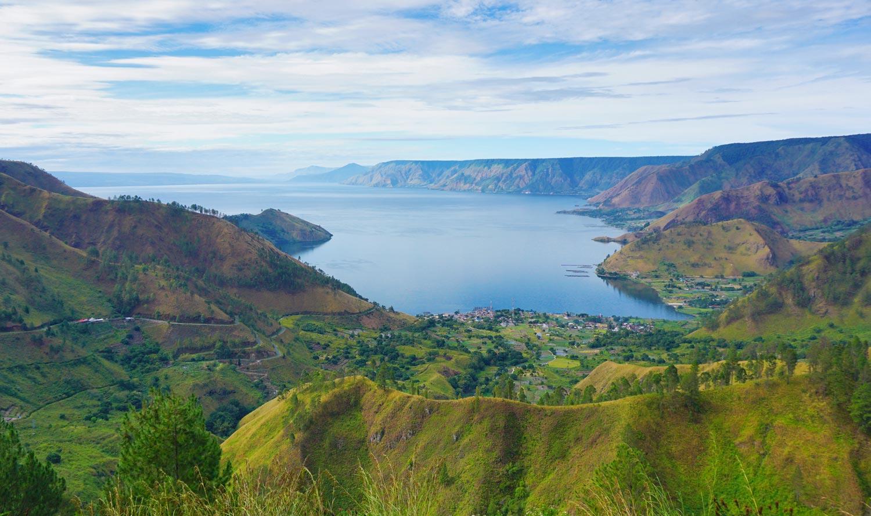 Lake-Toba-reisroute noord-Sumatra