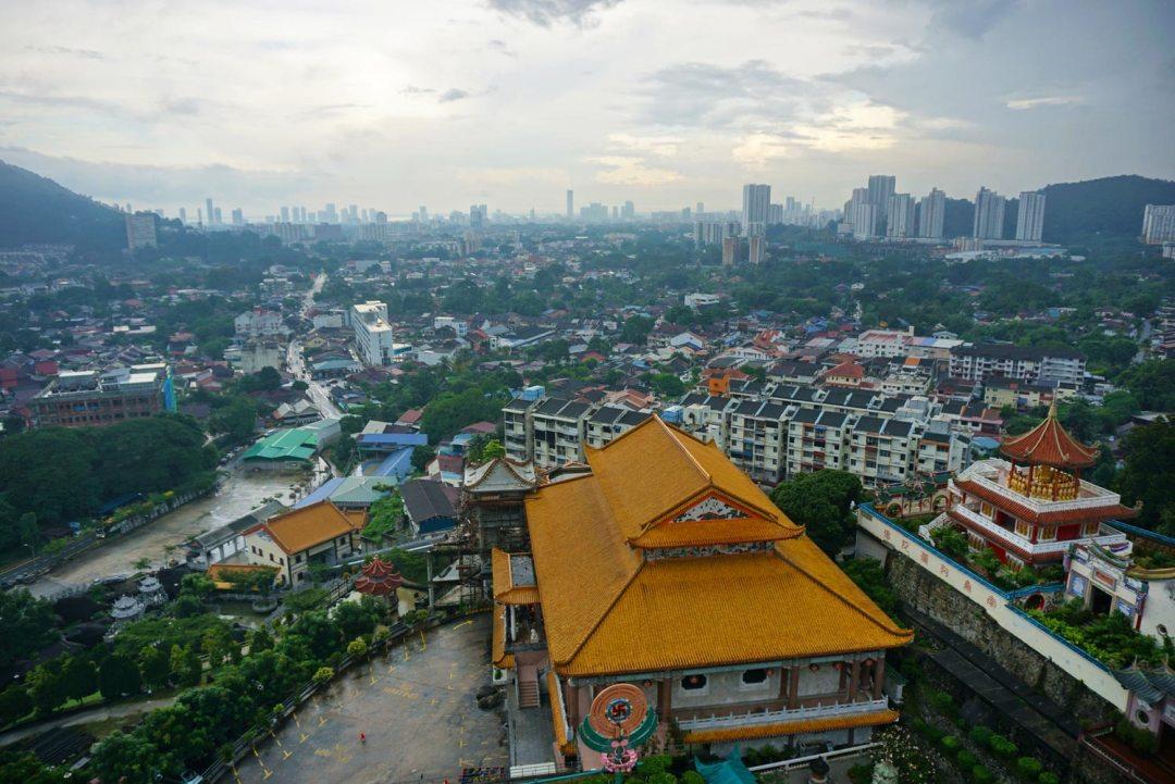 Penang-uitzicht-maleisie