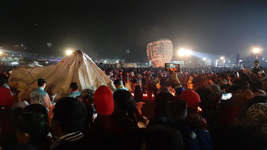 Taunggyi-Balloon-Festival Myanmar