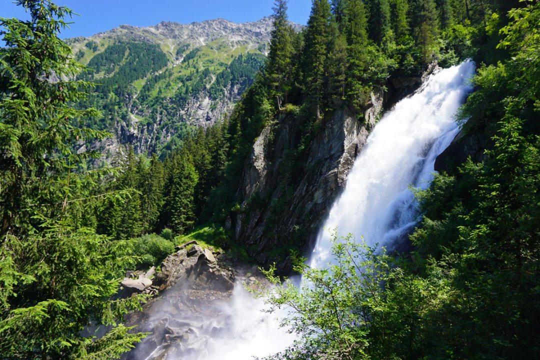 Krimmler-Wasserfalle