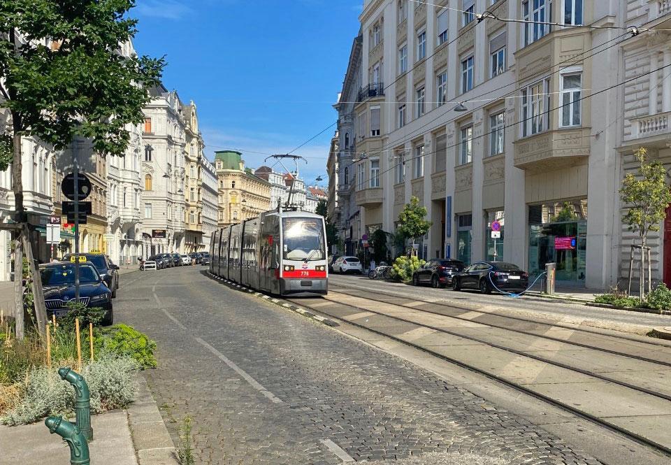 Vervoer-Wenen