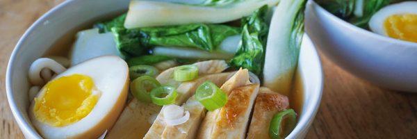 Ramen Recipe Japanse noedelsoep