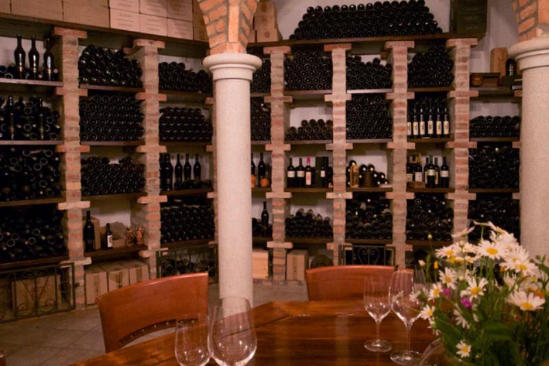 wine tasting chamber, M. Koghee