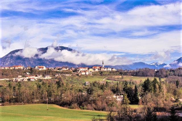 fiestvakantie Slovenie west in Radovljica