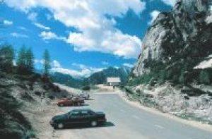 kranjska gora, weeg naar kroatie, bron MijnSlovenie