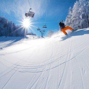 skiën, pohorje