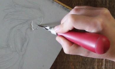 Thin tip