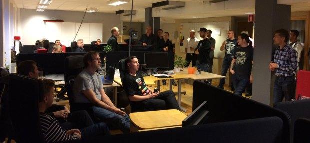op5 Devbeer Domoticz MySensors presentation
