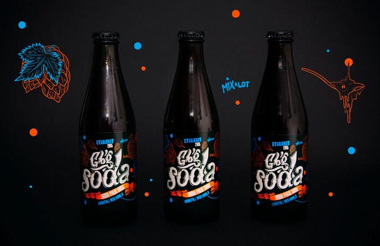 GBG Soda