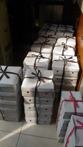 Pesan Nasi Box Di Karamat Jati