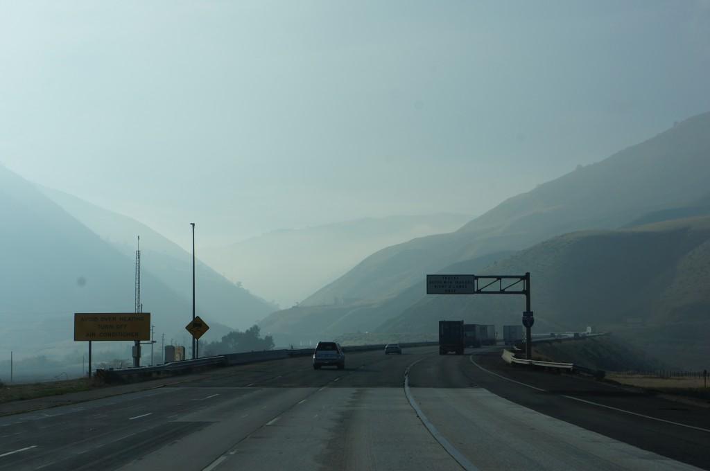 アメリカドライブ、ロスアンゼルス