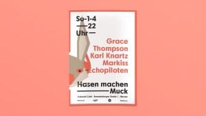 Plakat Design · Mikalo