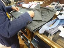 お見合い用の男性服はスーツ