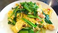 山東:横浜中華街ワンコインランチ/File.34韮とカニの卵炒め
