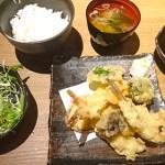 海乃家:横浜中華街お得ランチFile.59天ぷら定食