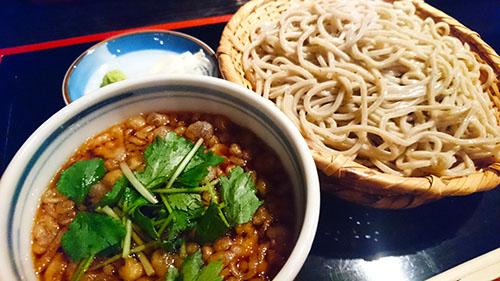 関内蕎麦壱