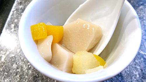 愛群杏仁豆腐