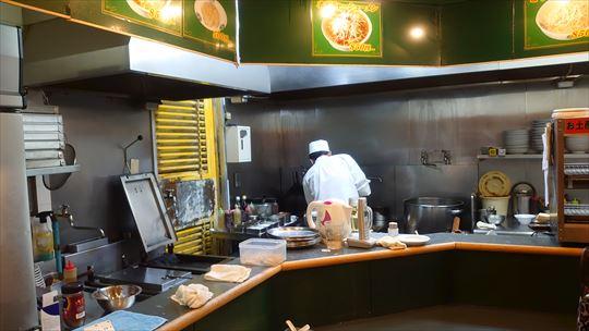 横浜中華街揚州麺房