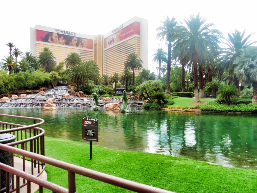 Le Mirage Las Vegas