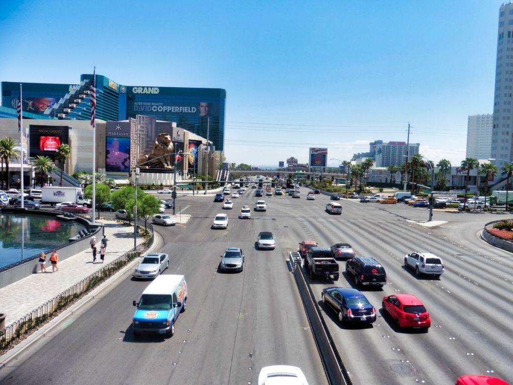 Street Las Vegas